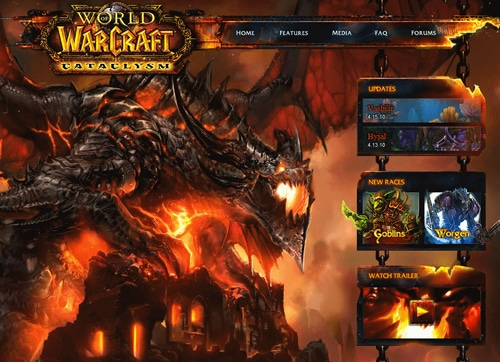 World of Warcraft: Cataclysm WOW