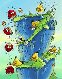 Angry Birds Triology - triologien er komplet