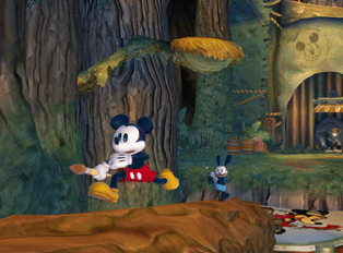 Epic Mickey 2: The Power of Two til Xbox 360, Palystation 3, wii og pc